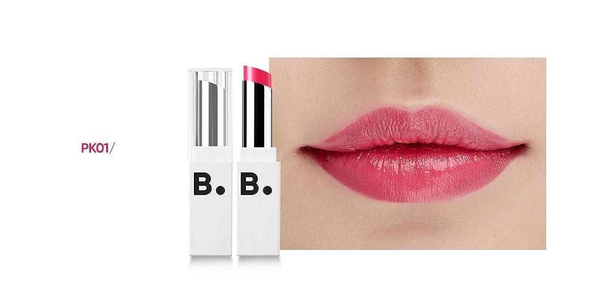 シーサイド著者歩き回るbanilaco リップドローメルティングセラムリップスティック/Lip Draw Melting Serum Lipstick 4.2g #SPK01 pink polling [並行輸入品]