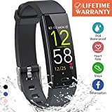 K-berho Fitness Tracker HR,Activity Tracker Watch with Heart Rate Monitor, Sleep Monitor, Smart Fitness Band...
