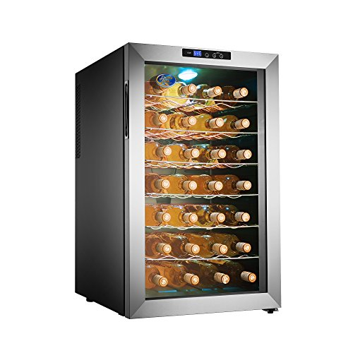 Electro Boss 28 Bottle Wine Cooler