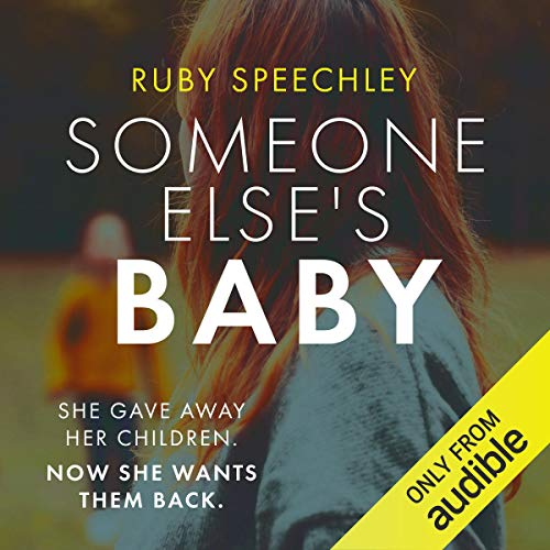 Someone Else's Baby Audiobook By Ruby Speechley cover art