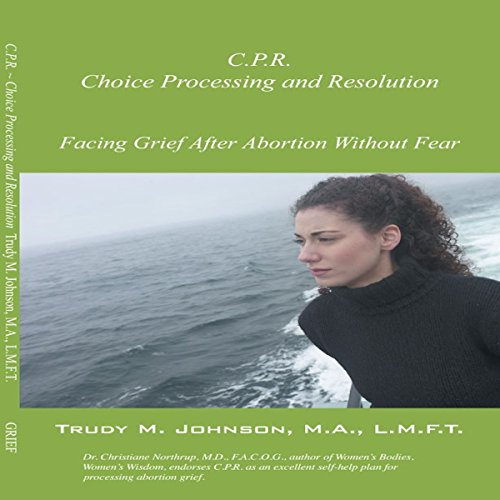 C.P.R. audiobook cover art