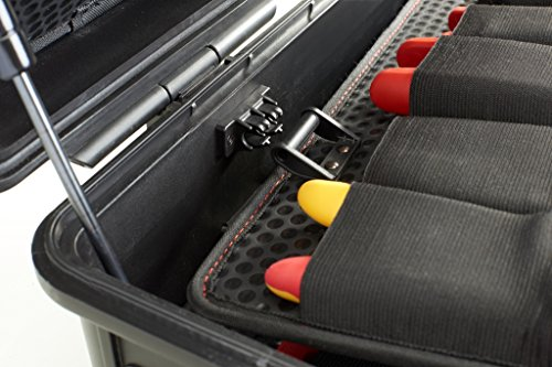 Wiha Werkzeug Set Elektriker Competence XXL gemischt 115-tlg. in Koffer (40524) - 5