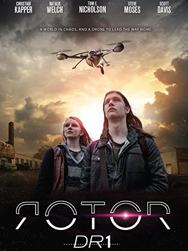 Rotor DR1 | SciFi Dystopian Future, Drones | Director Chad Kapper