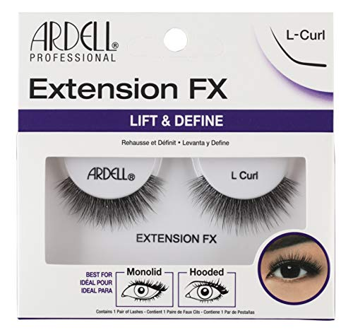Ardell Extension Fx L-Curl, 1 Count