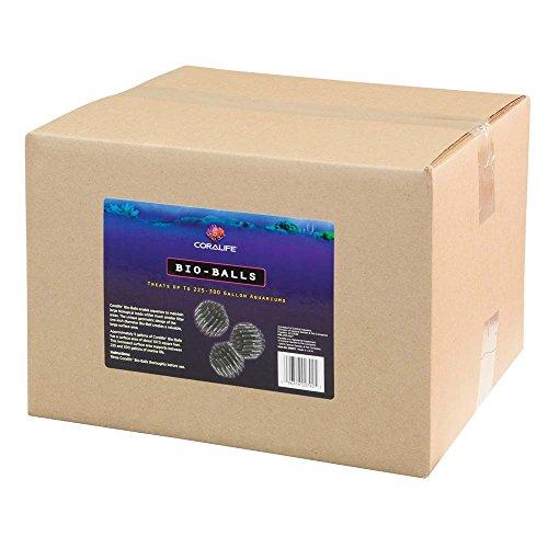 CoraLife Bio Ball Aquarium Filter, 5-Gallon