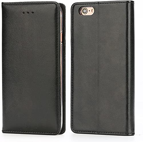 iPhone 6S Leather Case, iPhone 6 Leather Case, IPHOX Premium Folio Leather...