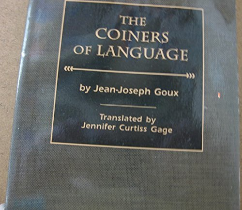 The Coiners of Language (Oklahoma Project for Discourse and Theory, Band 16)
