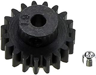 Tamiya DT-03/02 300054629 - Piñón de acero (19 dientes, M0,8)