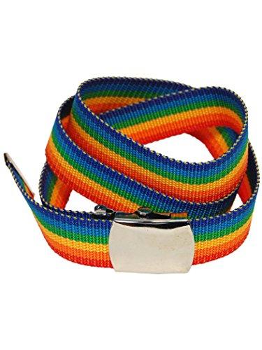 Armardi® b - Ceinture - Uni - Homme - Multicolore - 115