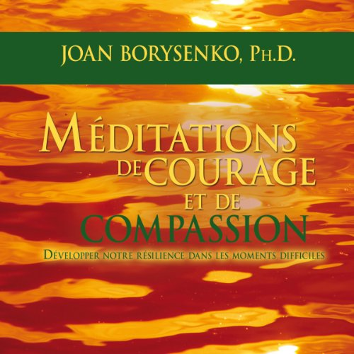 Méditations de courage et de compassion audiobook cover art