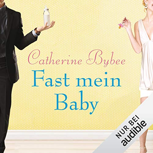 Fast mein Baby audiobook cover art