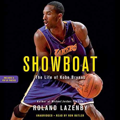 Showboat cover art