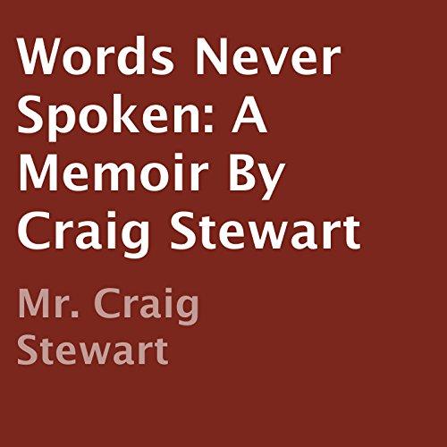 Words Never Spoken cover art