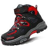 Zapatos de Senderismo Selva Chicos Caminando Senderismo Ligero al Aire Libre Zapatos Deportivos Botas de Escalada