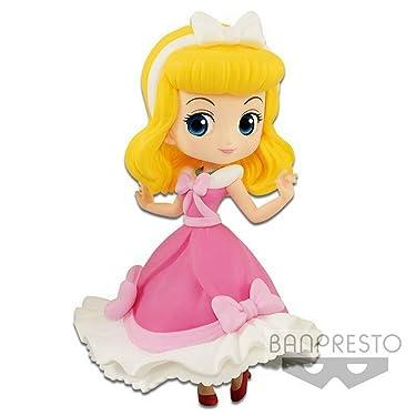 Banpresto Disney Characters Q Posket Petit Cinderella 7cm Figure