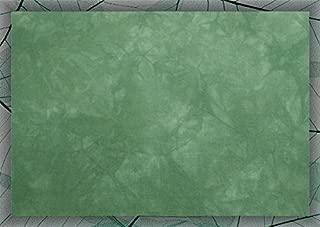 Celadon Hand-Dyed 11 Count Aida Cloth Cross-Stitch Fabric 17 x 19