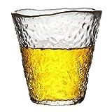 BaiJaC Copas de cóctel, vasos de cristal, vasos para beber, vasos para té/café/latte/capuchino/café/leche Highball cócteles de cristal