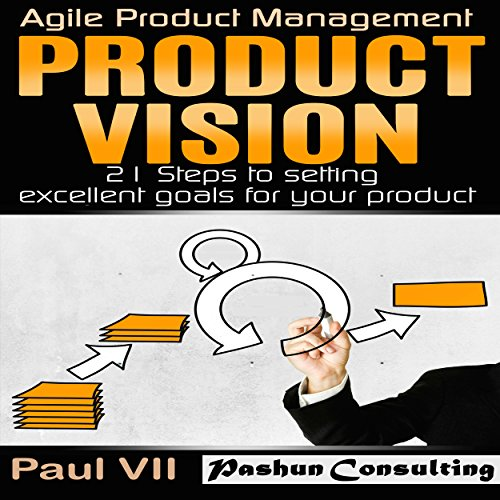 Product Vision audiobook cover art