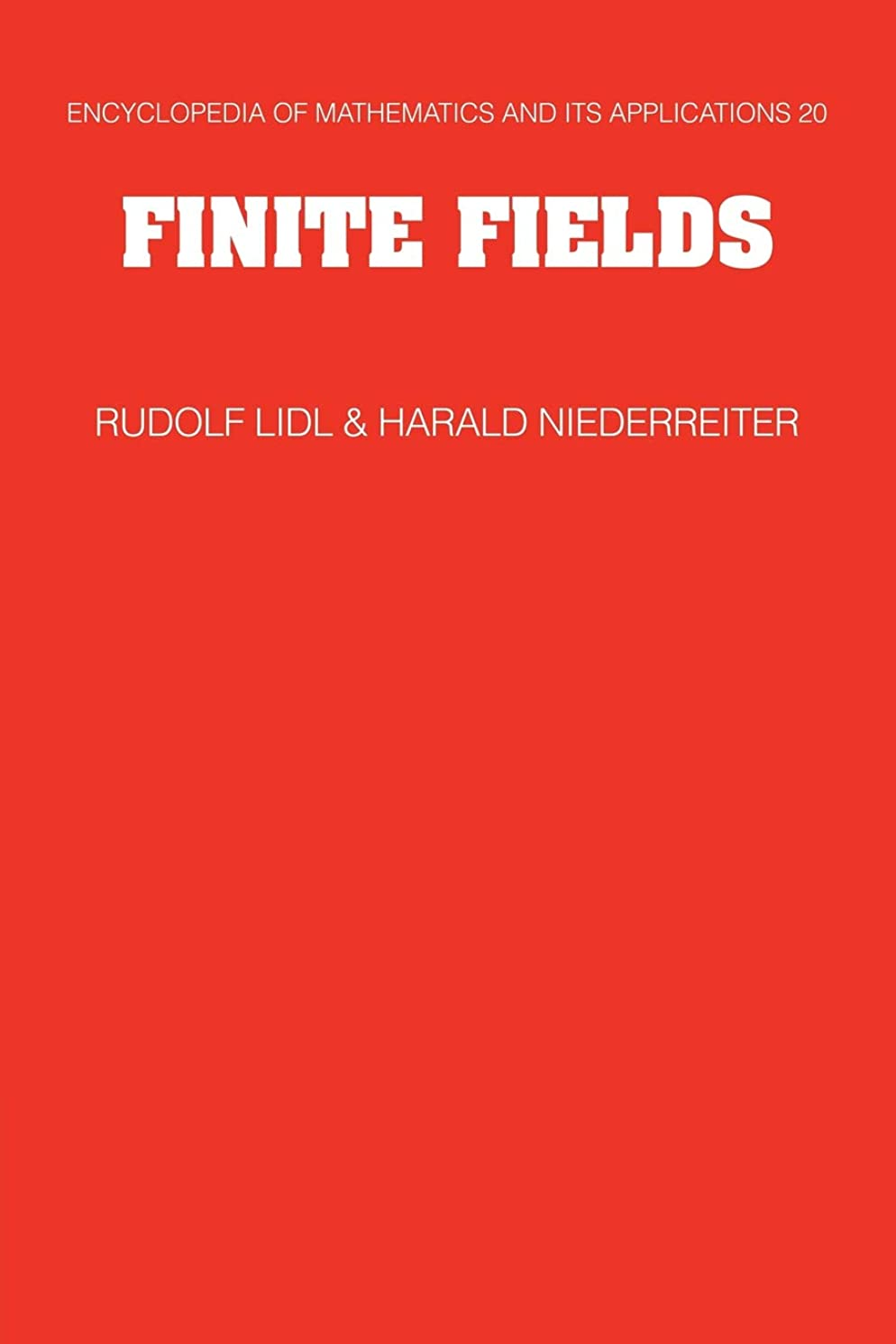 寄付ポイントジャンルFinite Fields (Encyclopedia of Mathematics and its Applications)
