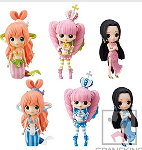 ONE PIECE Q posket Girls Season Special whole set of 6