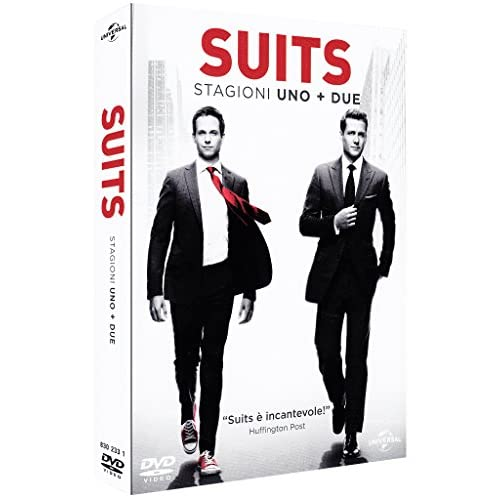 Suits - Box Set Stagione 1-2 (6 DVD)