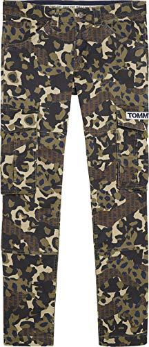 Tommy Jeans Heren hardloopbroek TJM SCANTON CARGO PANT