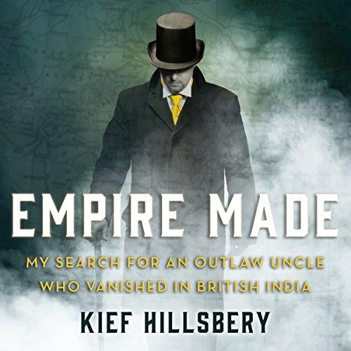 Empire Made audiobook cover art