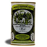 Madagascar Green Peppercorns in Brine Imported from France 4 cans