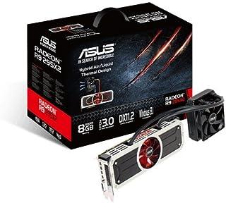 Asus R9295X2-8GD5 - Tarjeta gráfica de 8 GB con AMD Radeon R9 295X2 (gddr5, DVI-D)