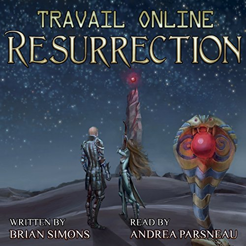 Travail Online: Resurrection cover art