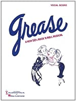 Grease (Vocal Score) by Unknown(1972-06-01)
