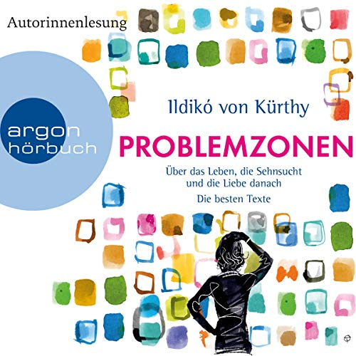 Problemzonen audiobook cover art
