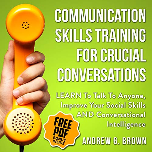 Communication Skills Training for Crucial Conversations Titelbild