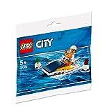 LEGO Rennboot.