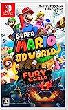 【マリオ35周年キャンペーン対象】スーパーマリオ 3Dワールド + フューリー…