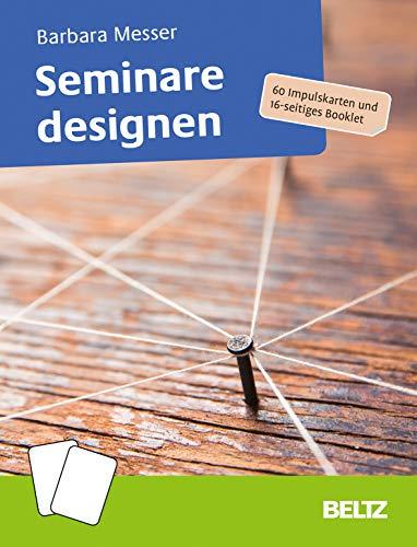 Seminare designen: 60 Impulskarten und 20-seitiges Booklet