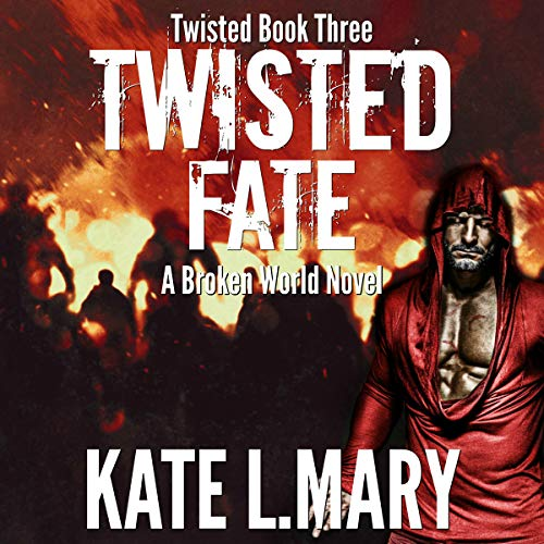 Twisted Fate audiobook cover art