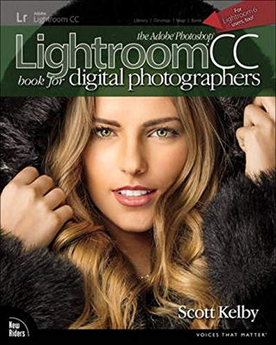 The Adobe Photoshop Lightroom CC Book for Digital