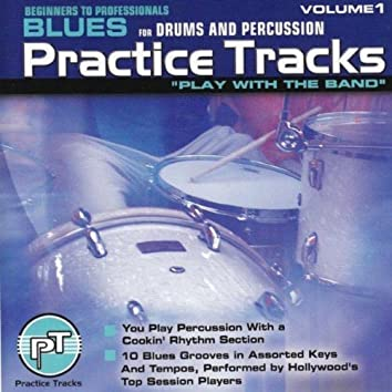 Blues For Drums and Percussion Vol. 1