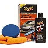 Meguiar's G190200 Quik Scratch Eraser Kit, Multicoloured