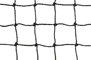 "Bird Net HDPE Knotted Bird Netting Square 3/4"" Mesh 25` X 100` Professional Grade Heavy Duty Netting"