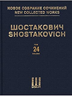 Dmitri Shostakovich: Symphony No. 9 Op.70 (1 piano, 4 manos) – hoja de música