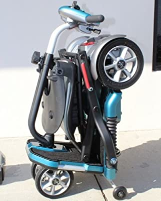EV Rider CITYRIDER is a Compact Electric Scooters for Adults, Stylish Design and incorporates Excellent Features for an Impressive Scooter with Safecastle Stainless Steel Sports Water Bottle