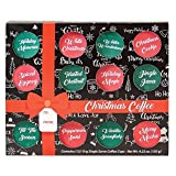 KCup Christmas Coffee Gift Box Sampler Set
