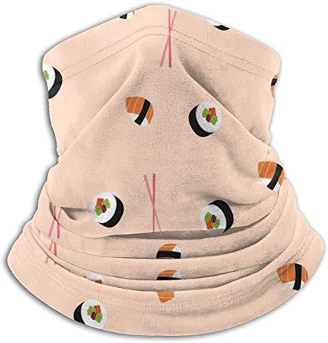Alive Inc Swinging s Unisex Fleece Neck Warmer Gamasche Mikrofaser-Gesichtsmaske Halsmanschette, magischer Schal für Staub im Freien
