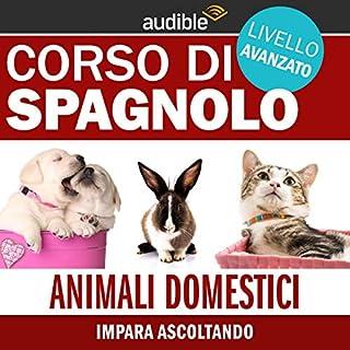 Animali domestici - Impara ascoltando copertina