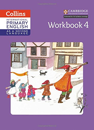Compare Textbook Prices for Cambridge Primary English as a Second Language Workbook: Stage 4 Collins International Primary ESL  ISBN 9780008213688 by Martin, Jennifer