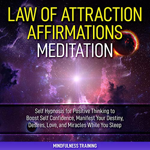 Law of Attraction Affirmations Meditation  By  cover art