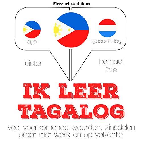 Ik leer Tagalog audiobook cover art