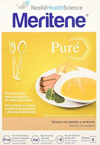 Meritene Pure 'Vtl / grün 6x75g
